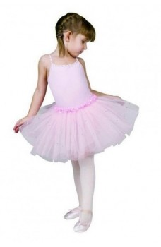 Sansha Fawn, children's ballet dress with skirt