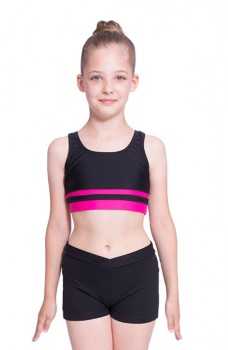 Capezio Stick The Landing Bra Top