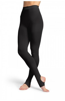Bloch T0984G Stirrup Tights for Girls