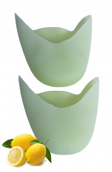 Padding with lemon scent