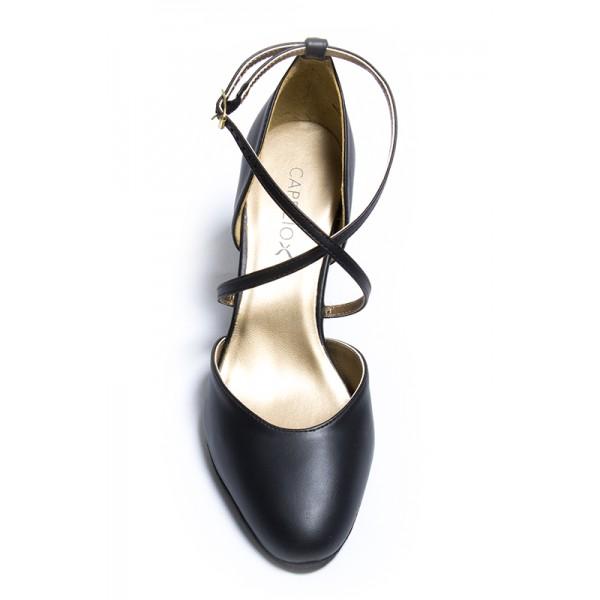 Capezio X-Strap Pump, dance shoes