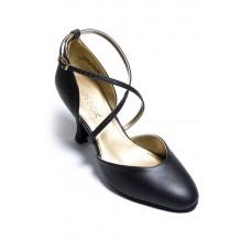 Capezio X-Strap Pump, ballroom dance shoes