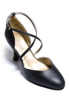 Capezio X-Strap Pump, ballroom dance shoes