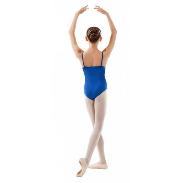 Sansha Stacie, ballet leotard with thin straps