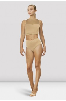 Bloch Emiko, crop top for women