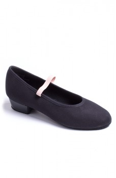 "Capezio Academy character 1"" heel, character shoes for kids"