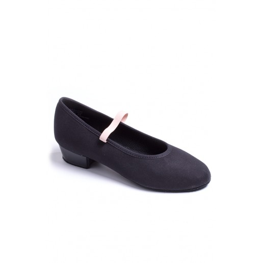 "Capezio Academy character w /1"" heel, character shoes for kids"