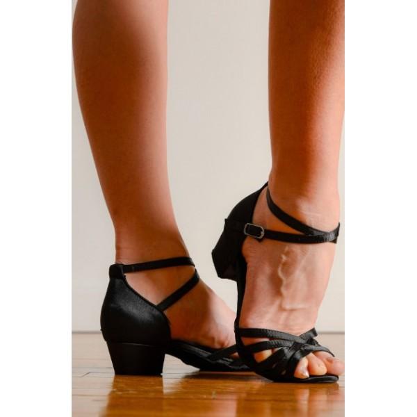 Dansez Vous Alba, low-heeled latin dance shoes