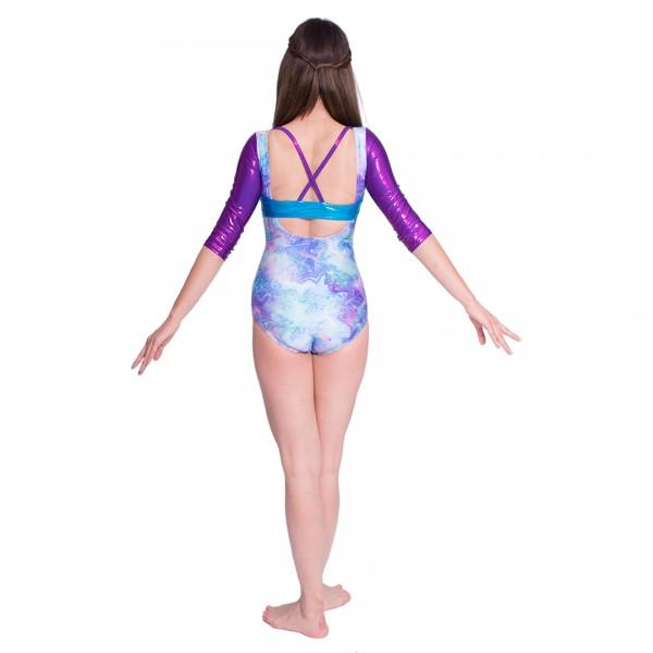 Capezio Gymnastics Arch Back, gymnastics leotard for women