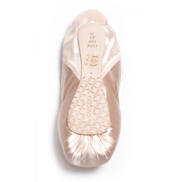 Capezio Ava pointe shoes for students, hard insole