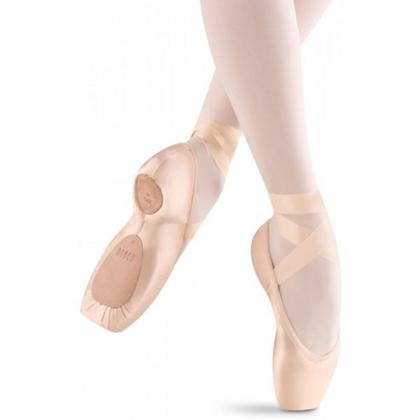 Bloch Axi Stretch, stretch pointe shoes
