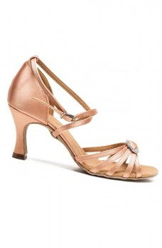 Sansha Barbara BR31038S, Latin dance shoes
