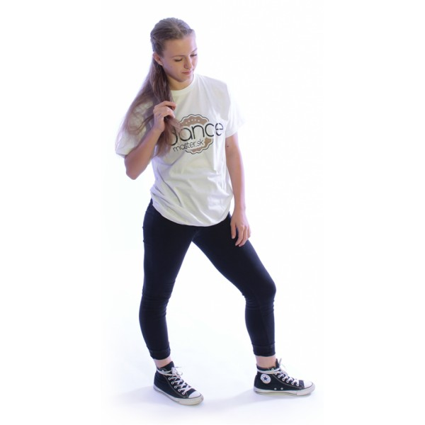 DanceMaster basicT, t-shirt for women