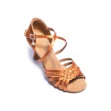 BD Dance, plaited latin shoes 2360