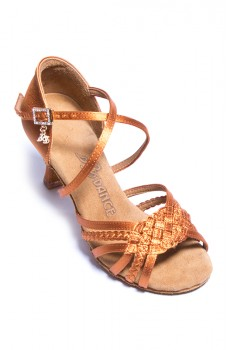 BD Dance, plaited latin shoes 2360