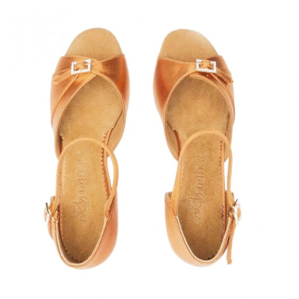 BD Dance latin shoes for girls