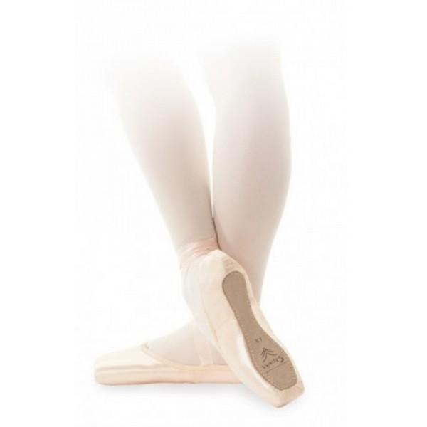 Sansha Beatrix D102SP, pointe shoes for beginners