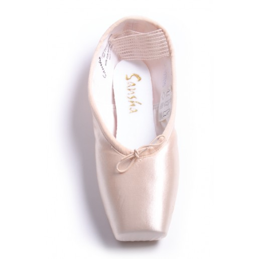 Sansha Beatrix D102SP, pointe shoes for kids