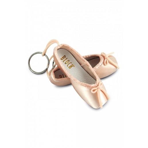 Bloch A0604M Mini pointe shoe, keychain