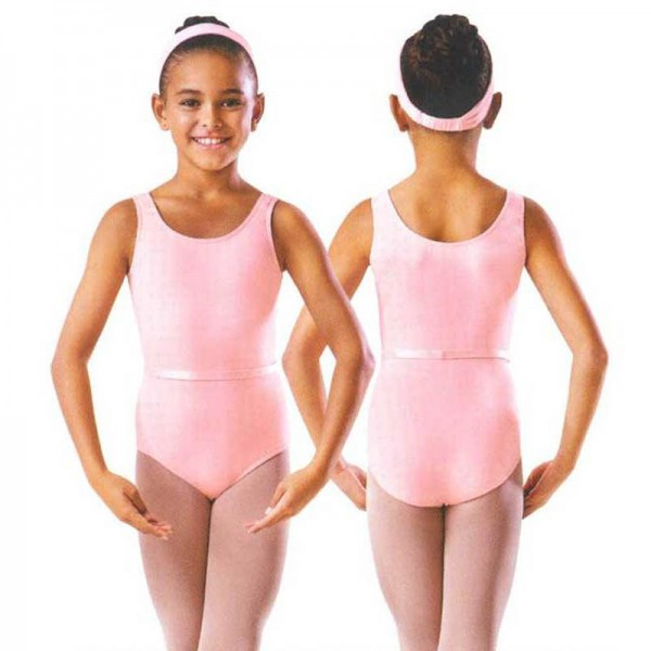 Bloch BU101C, Leotard with straps