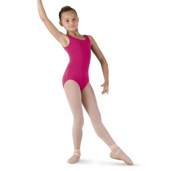 Bloch CL5405, Leotard with straps