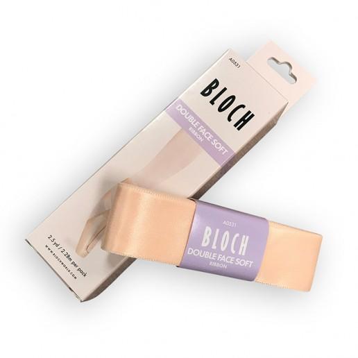 Bloch Double Face Soft Ribbon