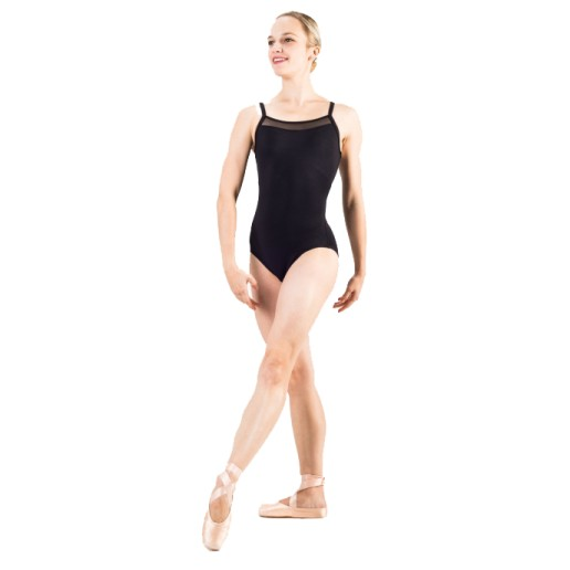 <span style='color: red;'>Out of order</span> Bloch Adalie ballet leotard