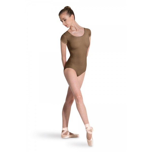 Bloch Betri, Short Sleeved Leotard