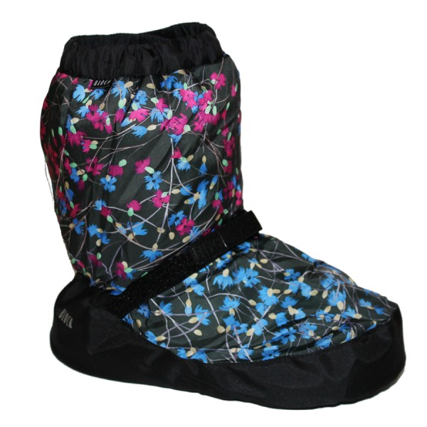 Bloch booties for Adults, printed