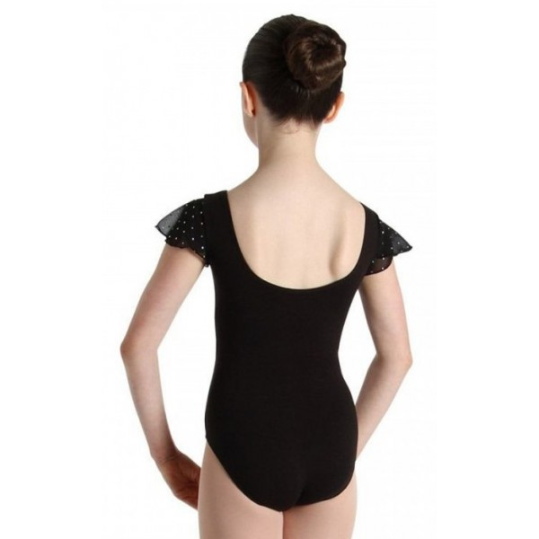 Bloch CL3732 Scarlett, Short Sleeved Leotard