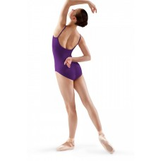 Bloch Nejor, basic leotard with straps