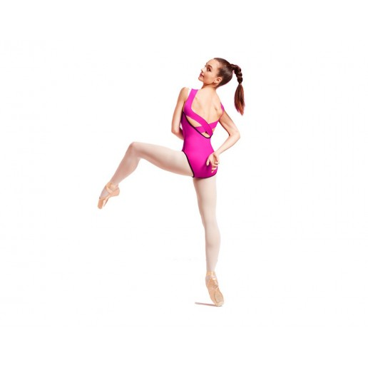 Bloch Naamah, reversible ballet leotard
