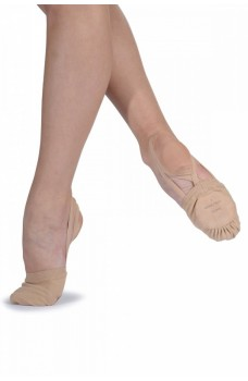 Bloch Spin II, dance slippers with open heel for kids
