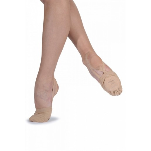Bloch Spin II, dance slippers with open heel for kids