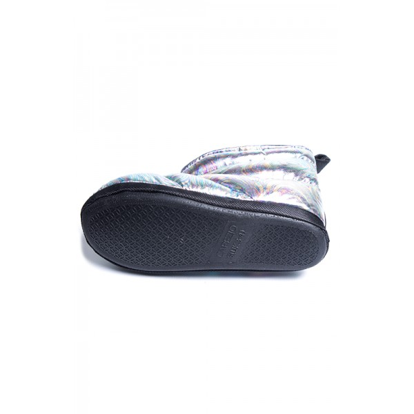 Bloch warm up booties, with a sole
