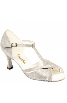 Sansha Tina BR30008GL, ballroom dance shoes