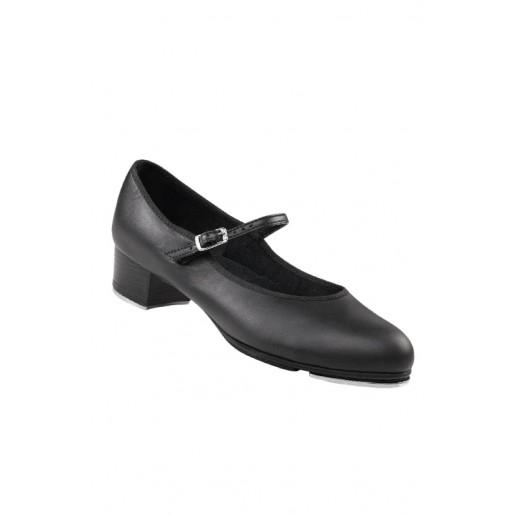 Capezio Buckle Bar Top Tap shoes for ladies