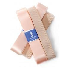 Bunheads Rehearsal ribbon-elastic pack, ribbons