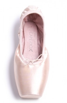 Capezio Cambré Broad Toe #3 SHANK, ballet pointe shoes