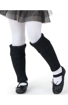Capezio Glittery knee-length socks for children
