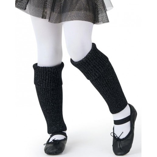 Capezio Glittery knee-length socks for children