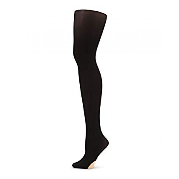 Capezio ultra soft transition tights 1816C, convertible tights for kids