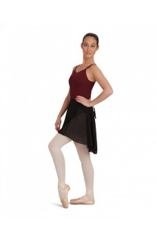 Capezio Full sweep wrap, skirt