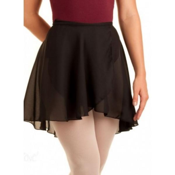 Capezio Full sweep wrap, skirt