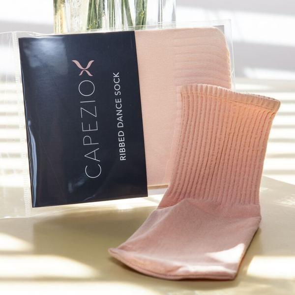 Capezio Ribbed socks