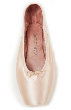 Capezio Airess Tapered 7.5 Shank 1135B, ballet pointe