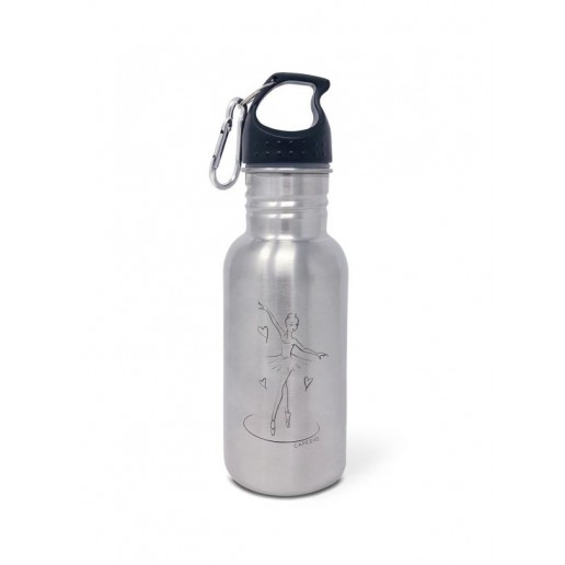 Capezio Balerina Water Bottle, water bottle
