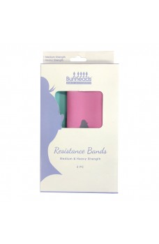 Bunheads resistance exercise bands (COMBO PACK)