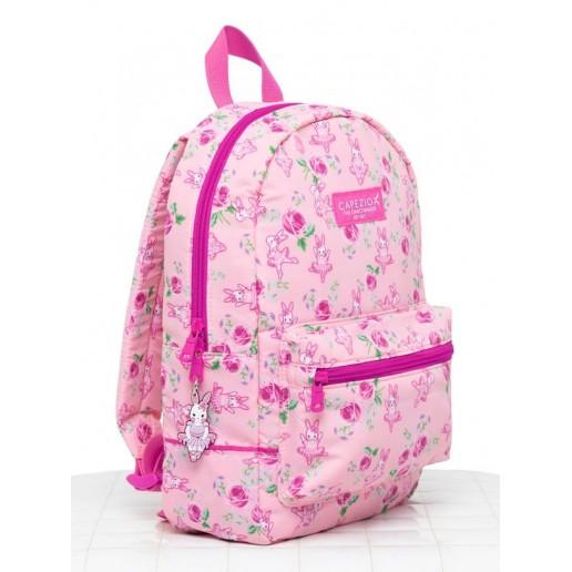 Capezio Bunnies studio bag for girls