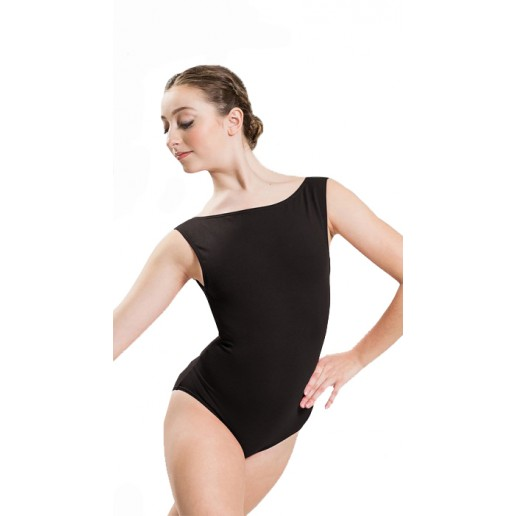 Capezio Boatneck Leotard MC220